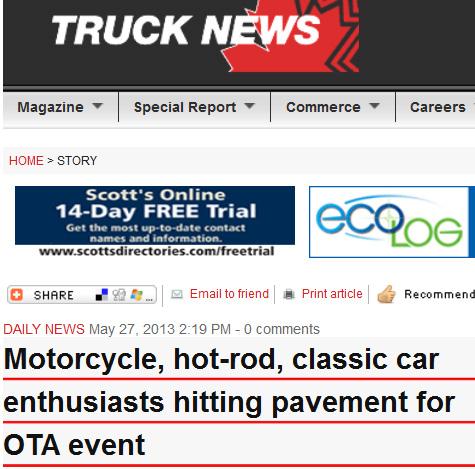 truck news